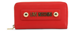 Peněženka Love Moschino Červená JC5635PP08KD