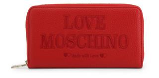 Peněženka Love Moschino Červená JC5645PP08KN
