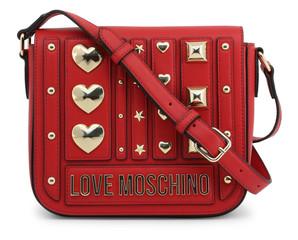 Kabelka Love Moschino Červená JC4239PP08KF