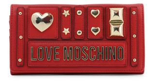 Kabelka Love Moschino Červená JC5638PP08KF