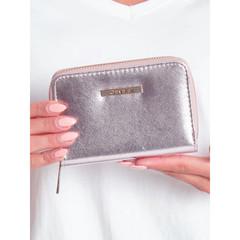 Dámská peněženka na zip růžová Cavaldi YYXB-09