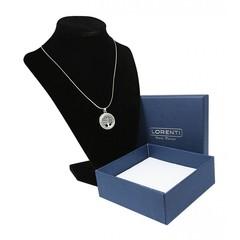 Stříbrný náhrdelník s přívěskem strom života Lorenti 18
