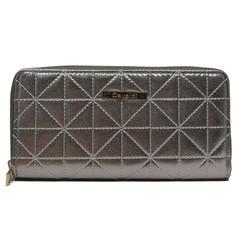 Dámská kožená stříbrná peněženka Cavaldi YYXB-03