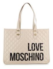Taška Love Moschino Bílá JC4210PP08KB