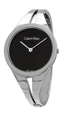 Hodinky Calvin Klein Šedé K7W2S1