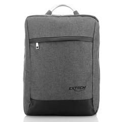 Městský Batoh pro muže šedý Bag Street Laptop 4014