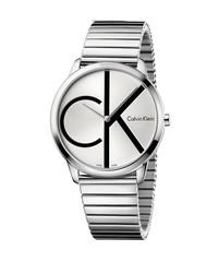 Hodinky Calvin Klein Šedé K3M21