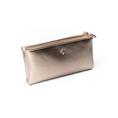 Dámská velká zlatá peněženka MILANO DESIGN SF1845 ML BLACK
