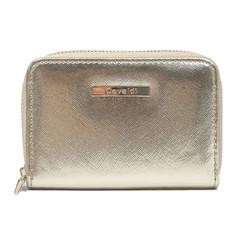 Dámská peněženka na zip zlatá Cavaldi YYXB-09