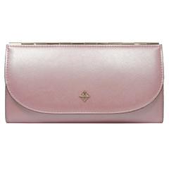 Dámská velká růžová peněženka MILANO DESIGN SF1833
