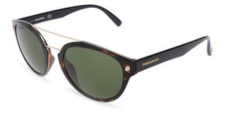 Sluneční brýle Dsquared2 Hnědé DQ0255