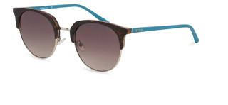 Sluneční brýle Guess Hnědé GU3026
