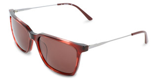 Sluneční brýle Calvin Klein Hnědé CK19703