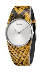 Hodinky Calvin Klein Žluté K5V231
