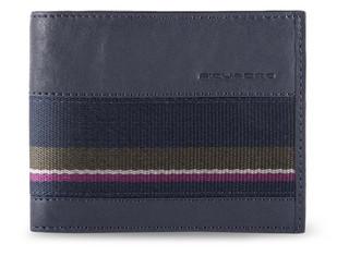 Peněženka Piquadro Modrá PU3891B3SR