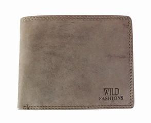 Pánská peněženka kožená WILD přírodní