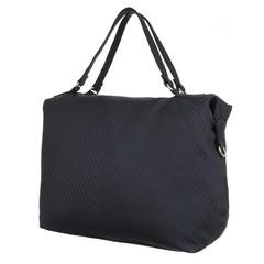 Jerry Firenze velká kabelka přes rameno nákupní, sportovní, cestovní černá