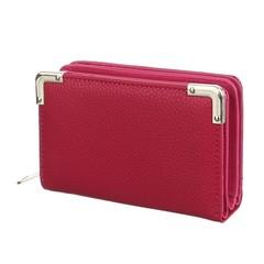 Galanto peněženka dámská růžová plum