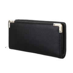 Galanto dámská velká peněženka elegantní černá