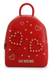 Batoh Love Moschino Červený JC4036PP1ALE