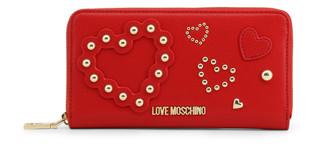 Peněženka Love Moschino Červená JC5607PP1ALE
