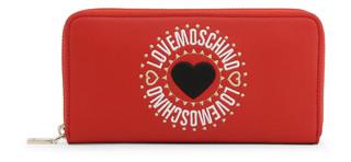 Peněženka Love Moschino Červená JC5618PP1ALQ