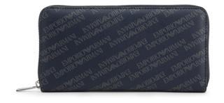 Peněženka Emporio Armani Modrá Y4R169-YLO7E