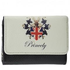 Dámská kožená peněženka Princely London Monogram P4002MO