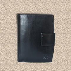 Marc Chantal dámská kožená peněženka a klíčenka černá