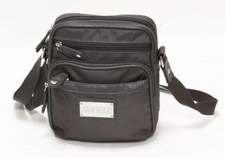 Airfield černá taška přes rameno malá