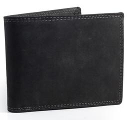 Pánská kožená peněženka Wild Fashion4u MTH305-BL