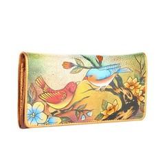 Dámská kožená peněženka Anuschka