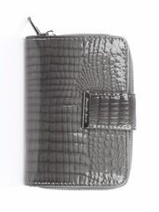Dámská Kožená Luxusní Peněženka Šedá Jennifer Jones 5198