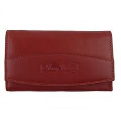 Dámská kožená peněženka Money Maker 12131-red