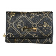 Dámská peněženka Giulia Pieralli M277/095S-nero