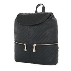 Dámský batoh černý italský FADA FIRENZE