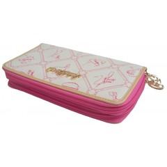 Dámská peněženka Giulia Pieralli 02A-pink