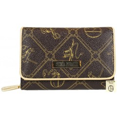 Dámská peněženka Giulia Pieralli M277/095S-COFFEE