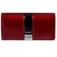 Lorenti Dámská kožená peněženka červená GF114-SH RED