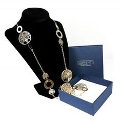 Masivní náhrdelník zlatý strom života Lorenti