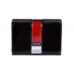 Lorenti Dámská kožená peněženka černá 15-09-SH BLACK