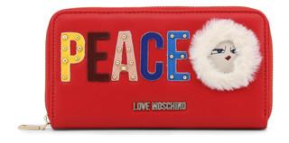Peněženka Love Moschino Červená JC5589PP06KJ