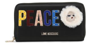 Peněženka Love Moschino Černá JC5589PP06KJ
