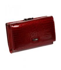 Dámská peněženka kožená červená střední Lorenti 55020-RS RED