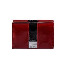 Lorenti Dámská kožená peněženka červená 15-09-SH RED