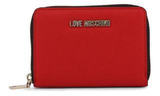 Peněženka Love Moschino Červená JC5558PP16LQ