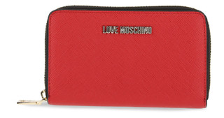 Peněženka Love Moschino Červená JC5559PP16LQ