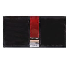 Lorenti Dámská kožená peněženka černá GF114-SH BLACK