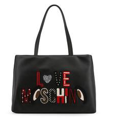 Kabelka Love Moschino Černá JC4288PP06KM