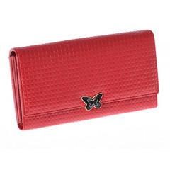 Dámská kožená červená peněženka Cavaldi PX20-2